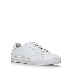 KG Kurt Geiger - White 'murray' lace up sneaker
