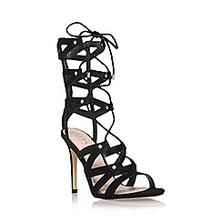 Lipsy - Black 'Bevan' high heel sandal