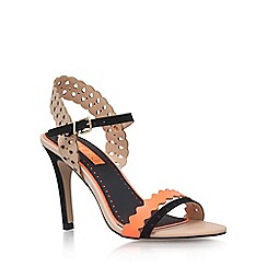 Miss KG - Natural 'Posey 2' high heel sandal