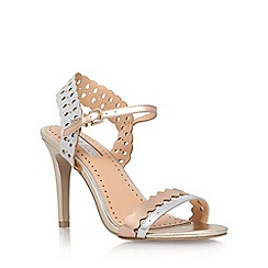 Miss KG - Gold 'Posey 2' high heel sandal