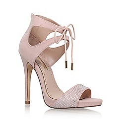 Miss KG - Natural 'Rachel' high heel sandals