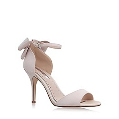 Miss KG - Natural 'Gianna' High Heel Sandals
