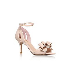 Miss KG - Natural 'Caiden' high heel sandals