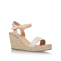 Miss KG - Natural 'Paulina' High Heel Sandal