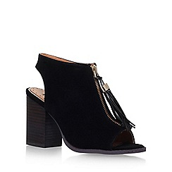 Miss KG - Black 'Saana' high heel shoe boot