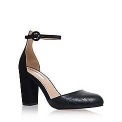 Miss KG - Black 'Alice' high heel sandals