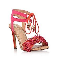 Miss KG - Pink 'Elisa' high heel sandal