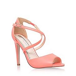 Miss KG - Pink 'Ellis' high heel sandal
