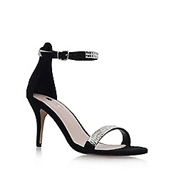 Carvela - Black 'Giselle' high heel sandal