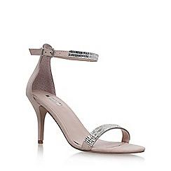 Carvela - Pink 'Giselle' high heel sandal