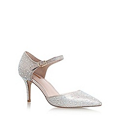 Carvela - Gold 'Ginny' high heel sandals