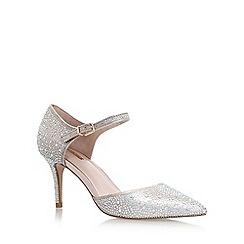Carvela - Gold 'Ginny' high heel sandals