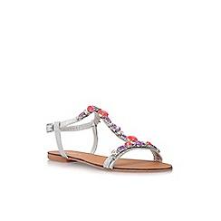 Carvela - Pink 'Blake' low heel sandals