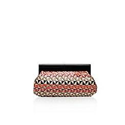 Nine West - Red 'Bora' clutch lg clutch bag
