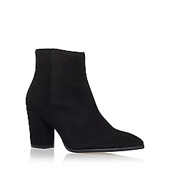 Carvela - Black 'Sarah' high heel ankle boot