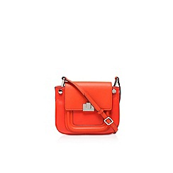 Nine West - Red 'Cutaway CB SM' cross body bag