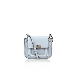 Nine West - Blue 'Cutaway' shoulder bag