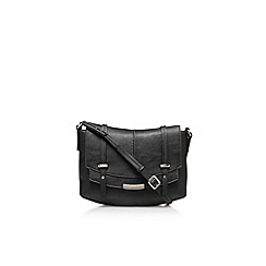 Nine West - Black 'Tipping Point Satchel' handbag with shoulder strap