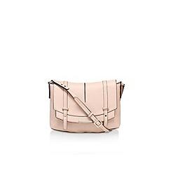 Nine West - Pink 'Tipping Point Satchel' handbag with shoulder strap