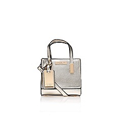 Carvela - Gold 'Jules' micro bag handbag with shoulder strap