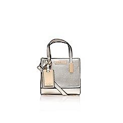 Carvela - Gold 'Jules' micro bag handbag with shoulder strap
