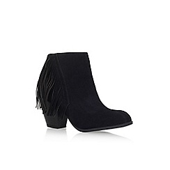 Miss KG - Black 'joelle' high heel ankle boots