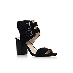 Nine West - Black 'Galiceno' high heel sandal