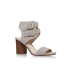 Nine West - Brown 'Galiceno' high heel sandal