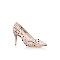 Nine West - Pink 'Porcupine' high heel court shoe
