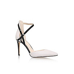 Nine West - Black 'Taragon' high heel sandals