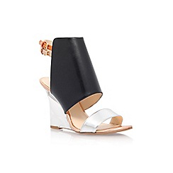 Nine West - Multi 'Bueta' high wedge sandal