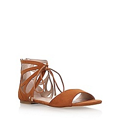 Carvela - Brown 'Bali' flat sandal