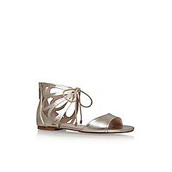 Carvela - Gold 'Bali' flat sandal