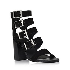 Carvela - Black 'Kanada' high heel sandal