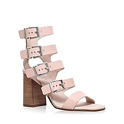 Carvela - Natural 'Kanada' high heel sandals