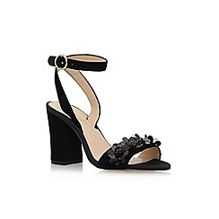Nine West - Black 'Balada' high heel sandals