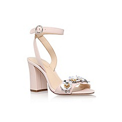 Nine West - Pink 'Balada' high heel sandals