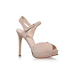 Nine West - Pink 'Cruzeto' high heel sandal