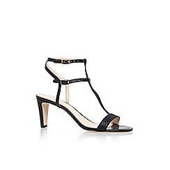 Nine West - Black 'Dacey' high heel sandals