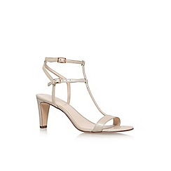 Nine West - Silver 'Dacey' high heel sandals