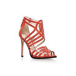 Nine West - Red 'Hart Throb' high heel sandals