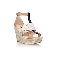 Nine West - Multicoloured 'Jellia' high heel sandals
