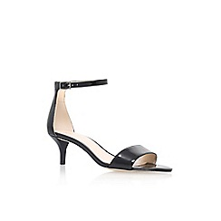 Nine West - Black 'Leisa' high heel sandals