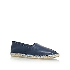 KG Kurt Geiger - Blue 'Pedro' Flat Slip On Sneakers