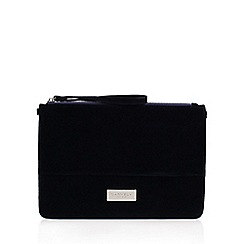 Carvela - Blue 'Devon' Clutch Bag