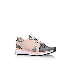Nine West - Pink 'Hyde2' flat sneakers