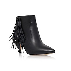 Nine West - Black 'Jetra' high heel ankle boots