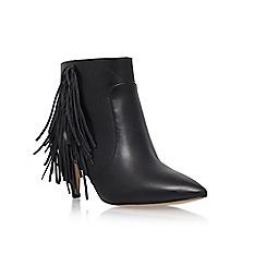 Nine West - Black 'Jetra' high heel ankle boots