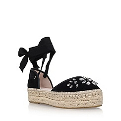 Carvela - Black 'Kathy' flat sandals