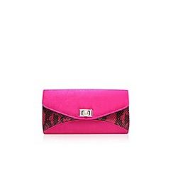 Carvela - Pink 'Dena' handbag with shoulder strap